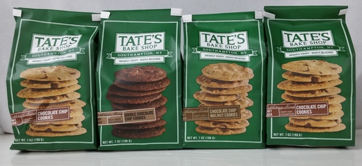 Tates Cookies we ship wholesale